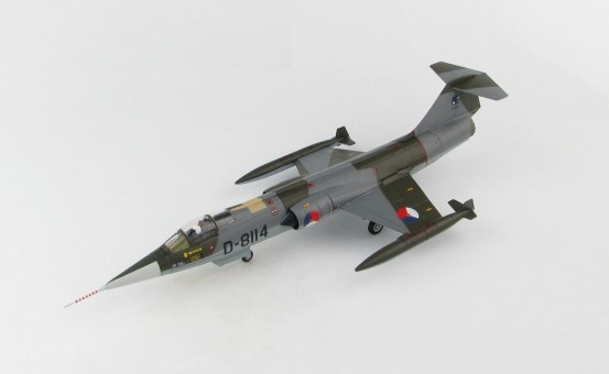 F-104G Royal Netherlands Air Force Hobby Master HA1034 scale 1:72