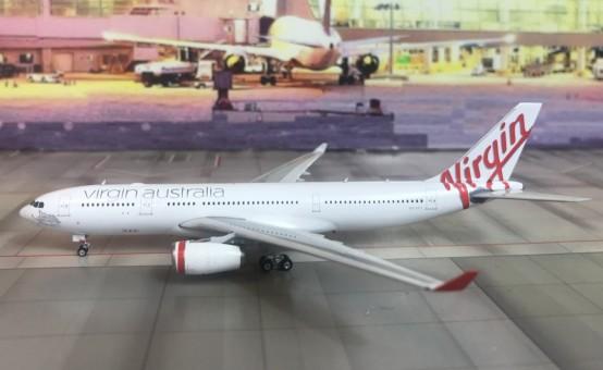 Virgin Australia Airbus A330-200 Reg# VH-XFJ Phoenix 11417 Die-Cast Scale 1:400