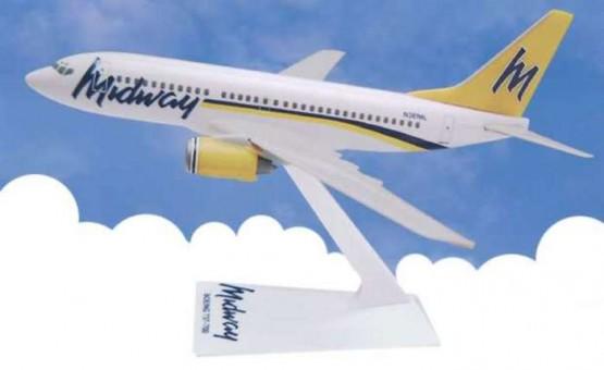 Flight Miniatures Midway Boeing B737