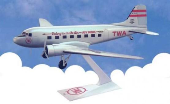Flight Miniatures TWA Douglas DC-3