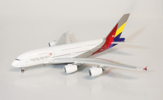 Asiana Airlines Airbus A380 HL7640 Phoenix 11516 die-cast scale 1400