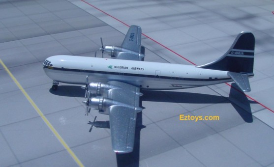 Nigeria Airways B377A Stratocruiser