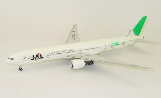 Green JAL Japan Airlines 777-300ER JA731J Phoenix Diecast 200032B 1-200