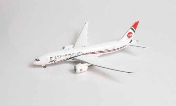 Biman Bangladesh Boeing 787-8  S2-AJV Phoenix 11587 diecast scale 1400