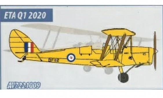 de Havilland DH.82A Tiger Moth Classic Wings DF112 G-ANRM Aviation 72 AV72-21009 scale 1:72