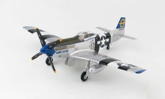 P-51D 3rd FS 3rd FG Philippines 1945 Hobby Master HA7740 scale 1:48