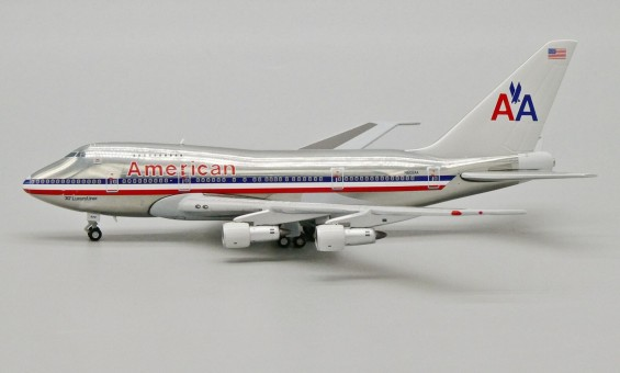 American Airlines Boeing 747SP N602AA Polished (1:400)