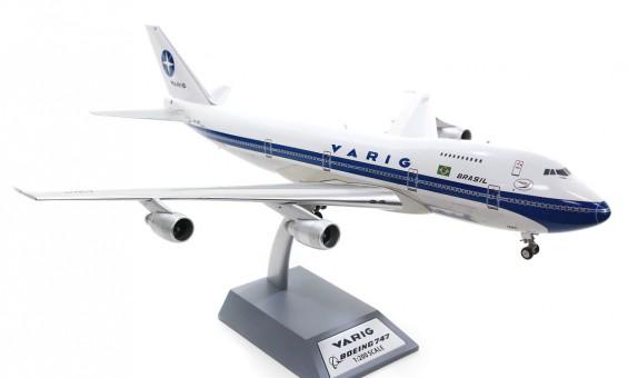 Limited! Varig Boeing 747-200 PP-VNC Polished InFlight IF742RG0719P scale 1:200