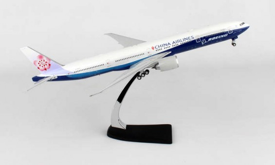 "China Airlines 777-300ER ""Spirit of Seattle"" B-18007 Phoenix Model Diecast 200022 Scale 1:200"