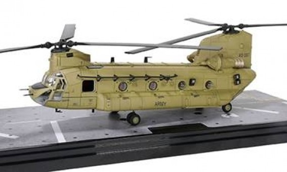 RAAF Chinook CH-47F Helicopter 5th Aviation Regiment 15th Aviation Brigade Force of Valor FV-821004F-2 scale 1:72
