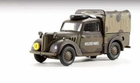 Austin Tilly 51st Highland Division.  1:76 Scale Oxford