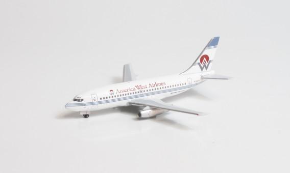 America West Boeing 737-200 N138AW Aero Classics AC419624A scale 1:400