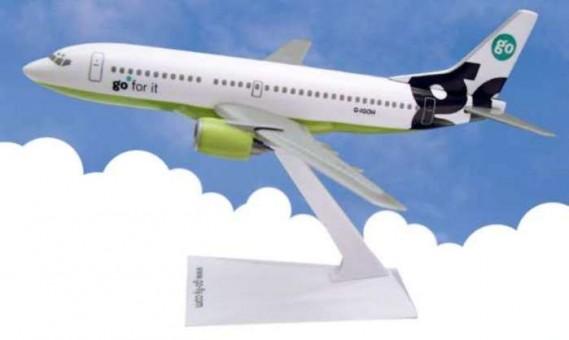 Flight Miniatures British Airways Boeing B737