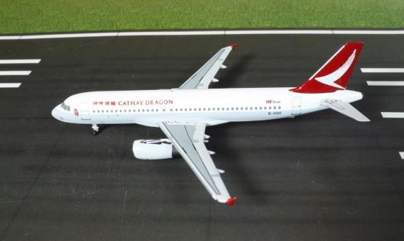 Misc D Airbus A320 Reg# B-HSO Aeroclassics Scale 1:400