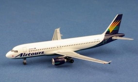 Air Tours/Air Belgium Airbus A320 Reg# OO-AEY Aero Classics Scale 1:400