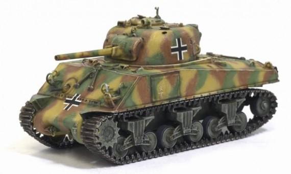 Beutepanzer M4A2 75 Scale 1:72