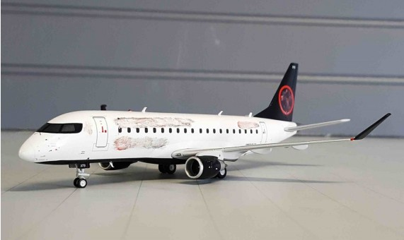 1:200-scale Defaced E175 (airline logos and registration number blacked out) G2XXX852