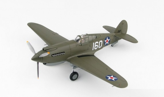 New Tool! P-40 warhawk Oahu 1941 2nd Lt. George Welch Hobby Master HA9201 scale 1:48