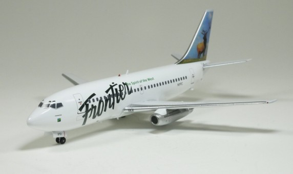 "Frontier B737-200 ""Elk"" N1PC  1:200 Scale"