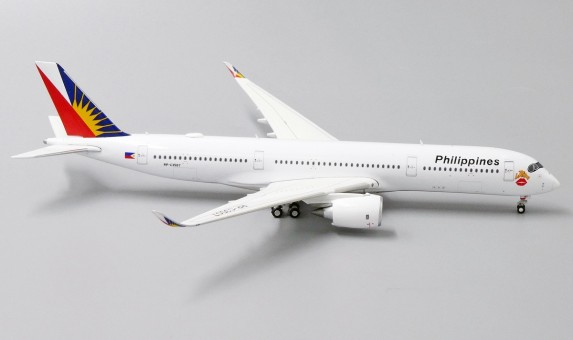 """Philippine Airlines Airbus A350-900 """"Love Bus"""" RP-C3507 CJ Wings JC4PAL426 scale 1:400"""