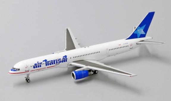 Air Transat Boeing 757-200 C-GTSE die-cast JC Wigns JC4TSC207 scale 1:400