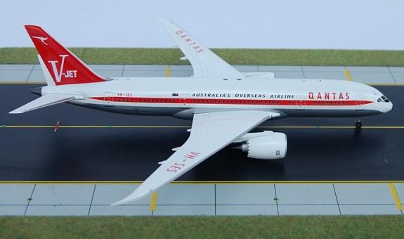 Qantas V-Jet Colors 787-8 VH-SES SM200