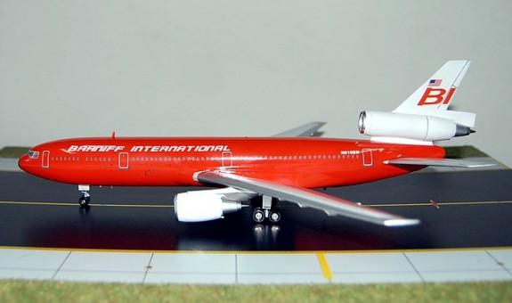 Braniff  DC-10 Orange Jellybean SM2DC101307