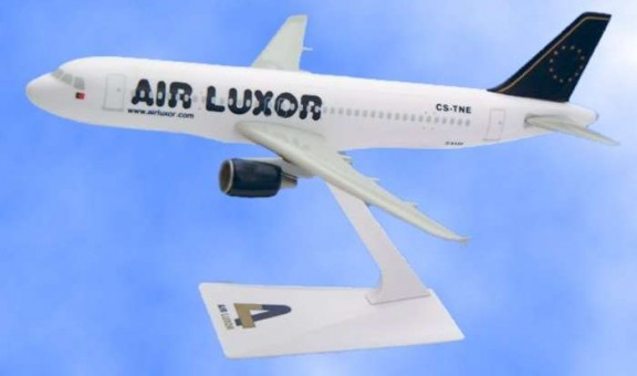 Flight Miniatures Air Luxor Airbus A320