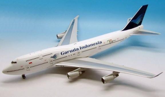 Garuda Indonesia Boeing 747 Reg# PK-GSI JFox/ InFlight Model JF-747-4-011 Scale 1:200