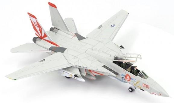 US Navy F-14A Tomcat VF-111 Sundowners NL200 Miss Molly USS Carl Calibre Wings CA721414-C scale 1:72