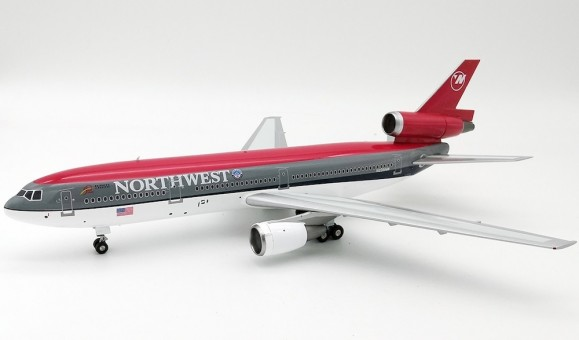 Northwest McDonnell Douglas DC-10-30 N235NW Inflight IFDC10NW0119 scale 1200