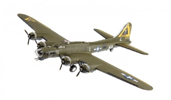 """B-17G Flying Fortress """"Swamp Fire"""" 379th BG / 524 BS AirForce1 AF1-0110B scale 1:72"""