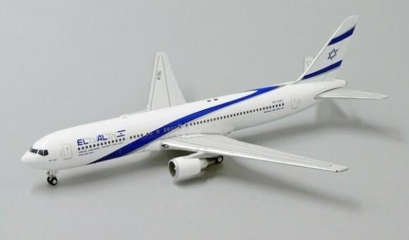 Sale! EL AL Boeing 767-300ER 4X-EAJ JC wings JC4ELY157 scale 1:400