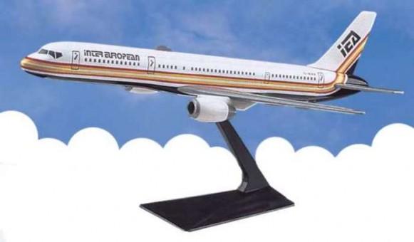 Flight Miniatures Inter European Airways Boeing B757