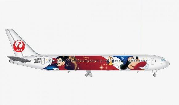 Japan Airlines JAL Boeing 767-300ER Mic key livery Fantasia JA622J JCWings EW4763004 scale 1400