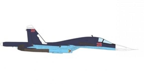 New! Russian Air Force SU-34 Fullback Hmeimim Air Base Syria 2015 JC wings JCW-72-SU34-001 scale 1:72