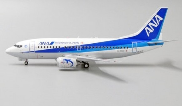 ANA All Nippon Wings Boeing 737-500 Farewell JA307K JCWings EW2735006 scale 1:200