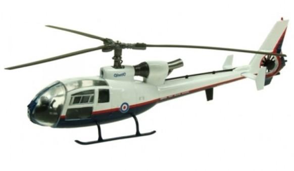 Westland Gazelle HT.3 XZ936 Empire Test Pilots School 1996-2012 by Aviation 72 AV72-24017 scale 1:72