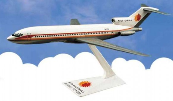 Flight Miniatures National Airlines Boeing B727