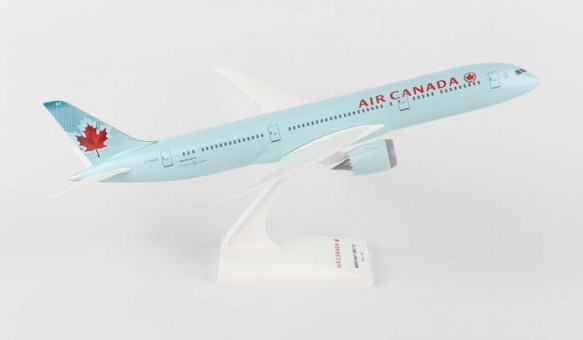 Air Canada Boeing 787-9 Dreamliner With Stand Skymarks SKR857 Scale 1:200