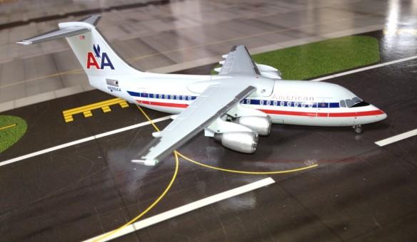American Airlines BAe146-200 ~ N699AA    1:200 JETVL006B