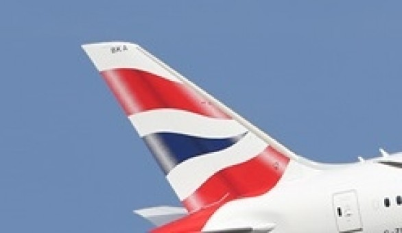 British Airways Boeing 787-9 Dreamliner stand Skymarks SKR1039 scale 1:200