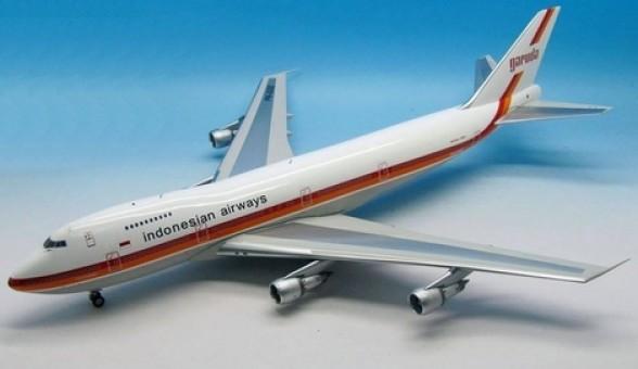Garuda Indonesia Boeing 747 Reg# PK-GSE JFox/ InFlight Model JF-747-2-002 Scale 1:200