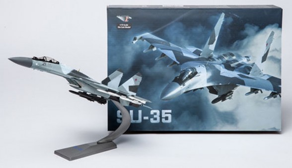 Air Force 1 Sukhoi Su-35, Russian Air Force, Camo NEW TOOL! AF1-0116A Scale 1:72