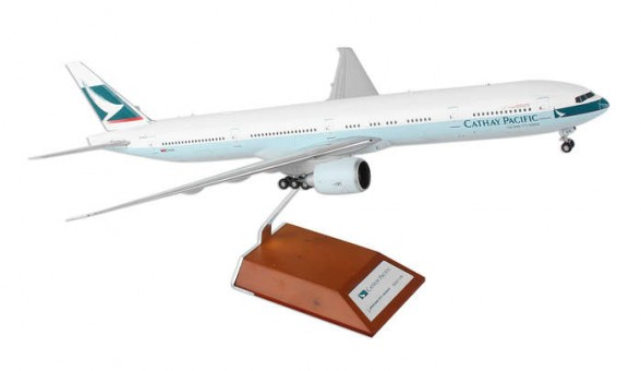 50th Boeing 777-300ER Reg# B-KQX  Scale 1:200