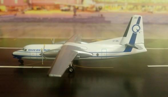 Quebecair Fairchild F-27 CF-QBL Aeroclassics-Western AC219419 1200