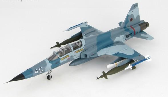 US Navy F-5F Northrop Tiger II 1977 Hobby Master HA3358 scale 1:72