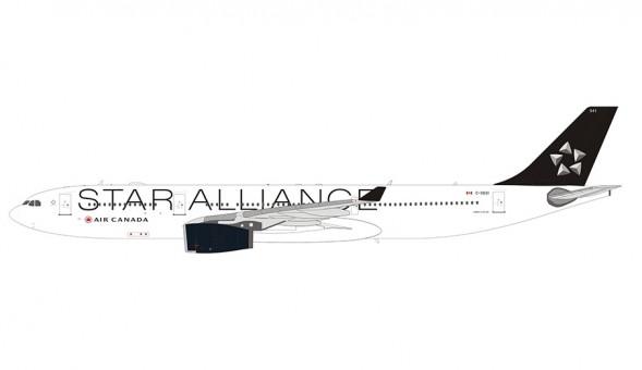 Air Canada Airbus A330-300 C-GEGI Star Alliance livery NG Models 62011 Scale 1-400