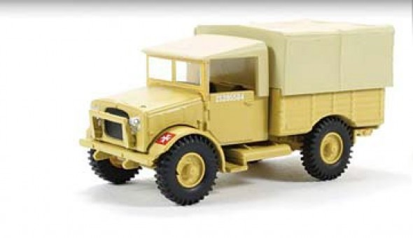 Bedford MWD Truck  Desert 1:76 Scale Oxford
