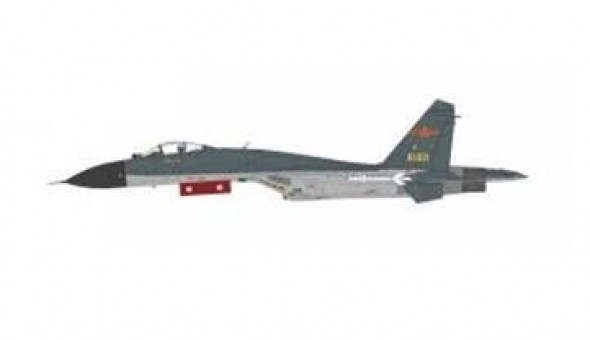 China J-11B (Sukhoi Su-27)Flanker Scale PLA Northerm Theater Command 2019 Hobby Master HA6008 scale 1:72